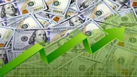 דולר עליה מניות כסף, צילום: freepik, pexels