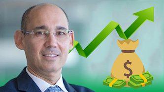 אמיר ירון, צילום: עמוד הפייסבוק של בנק ישראל עריכה אייס