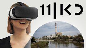 כאן 11 מציאות מדומה, צילום: יונתן סינדל puxbay עריכה אייס