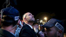 אמיר אוחנה במירון, צילום: דוד כהן פלאש 90