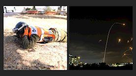 מבצע שומר החומות, צילום: תומר נויברג אדי ישראל פלאש 90