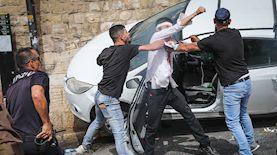 ההתפרעויות בירושלים, צילום: אוליבייר פיטוסי פלאש 90