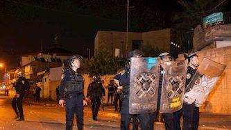 מהומות, צילום: יוסי אלוני פלאש 90