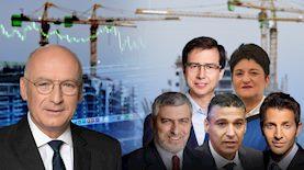 בכירים בבנקים, צילום: רמי זרנגר, עמוד הפייסבוק של בנק ישראל, יחצ גדי דגון, אבשלום ששוני, אורן דאי