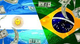 נבחרת ברזיל ונבחרת ארגנטינה, צילום: pexels ice edit