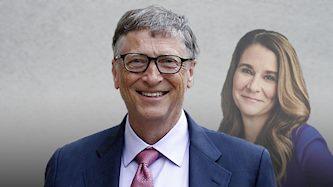 ביל גייטס ומלינדה גייטס, צילום: ויקיפדיה, טוויטר/מלינדה גייטס