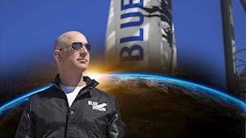 ג'ף בזוס, צילום: Blue Origin