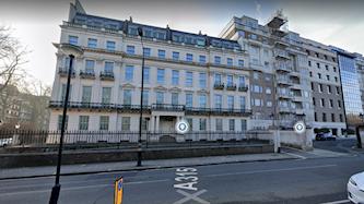 ארמון צאונג לונדון, צילום: גוגל מפות