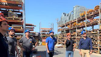 מהנדסים ופיקוח על אתרי בנייה, צילום: יחצ