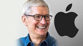"""טים קוק מנכ""""ל אפל, צילום: טוויטר/ טים קוק, pexels"""