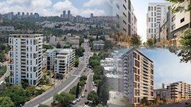 התחדשות עירונית בחיפה, צילום: אדריכל תמיר לזר וסטודיו ימית הדמיות