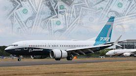 מטוס בואינג 737 מקס, צילום: Cityswift Ireland / flickr