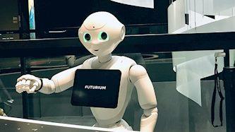 רובוט, צילום: unsplash