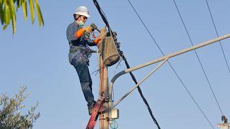 תיקון חברת החשמל, צילום: יוסי אלוני פלאש90