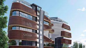 מרכז העסקים LINER בקייב, צילום: באדיבות סימפל אינווסטמנט