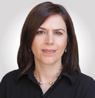 עורכת ומגישה ב-i24NEWS בערבית