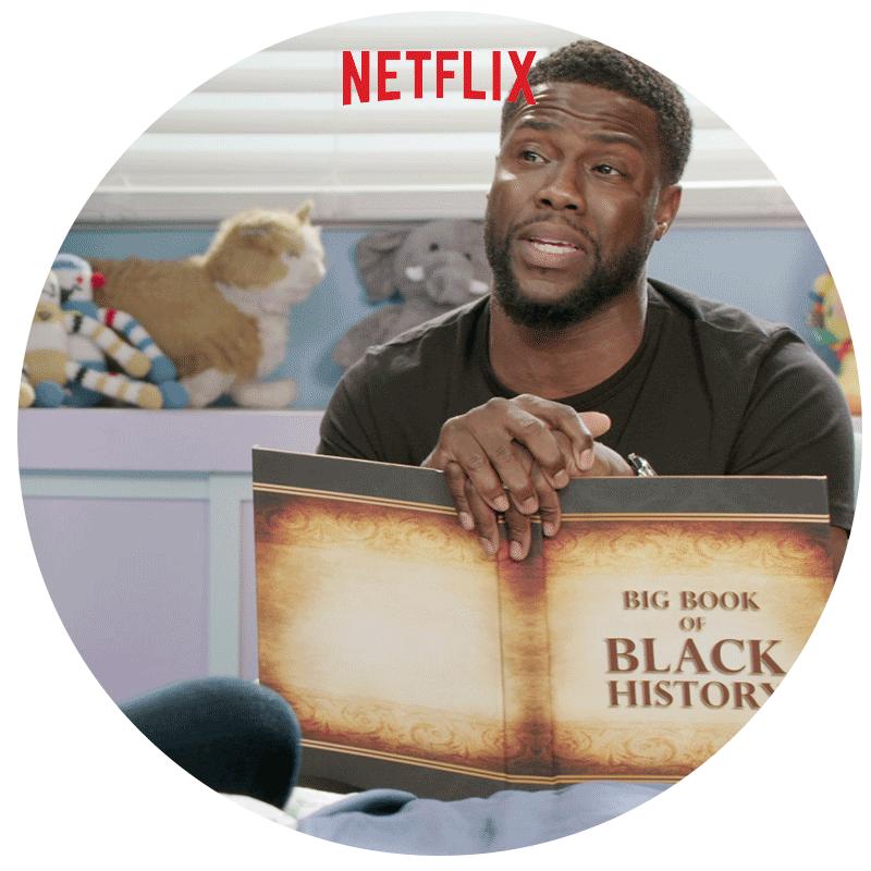 המדריך של קווין הארט להיסטוריה של השחורים